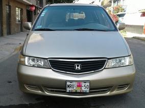 Honda Odyssey 3.5 Minivan At 2001