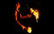 Show De Fuego Swing Malabares