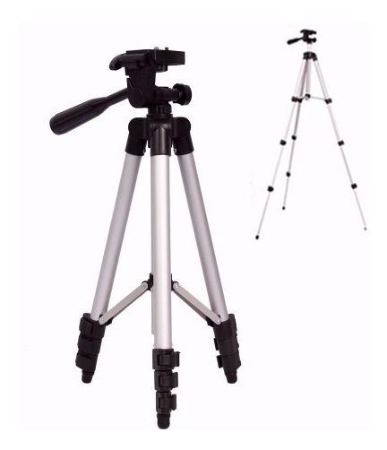 Tripé Fotográfico Profissional 1,20 Sony Canon Nikon Frete G