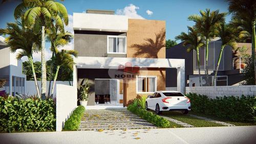 Imagem 1 de 9 de Casa Em Condomínio  Com 3 Dormitório(s) Localizado(a) No Bairro Sim Em Feira De Santana / Feira De Santana  - 5943