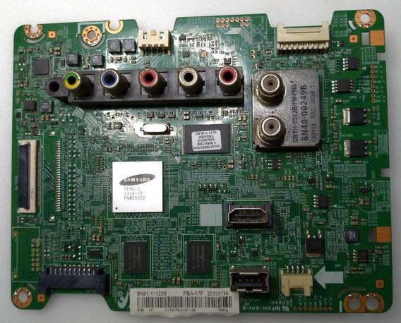 Placa Principal Tv Samsung Un39fh5030g Bn91-11125b Semi Nova