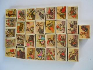 Colección De Cajas De Fosforos