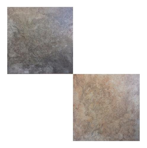 Imagen 1 de 7 de Ceramicas De Piso Cortines Cordillera Simil Piedra 50x50 1ra