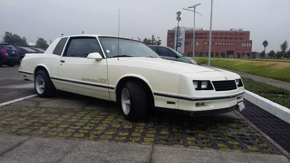 Chevrolet Monte Carlo Ss Std 4 Vel Nacional 1984