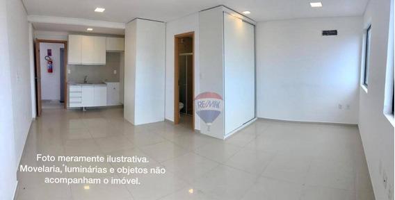 Flat Tipo Studio - Novo - Espinheiro - Fl0088