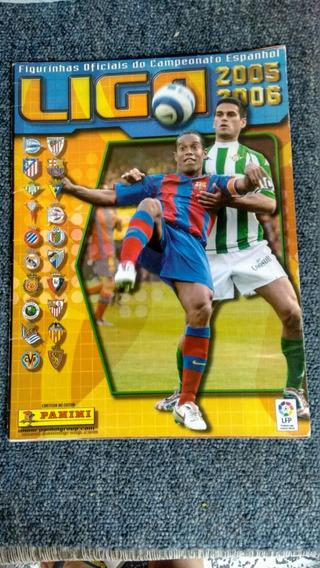 Campeonato Espanhol 2005/06. Figurinhas Avulsas, 1,00 Cada