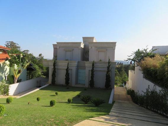 Casa Residencial À Venda, Condominio Osato , Atibaia - Ca0133