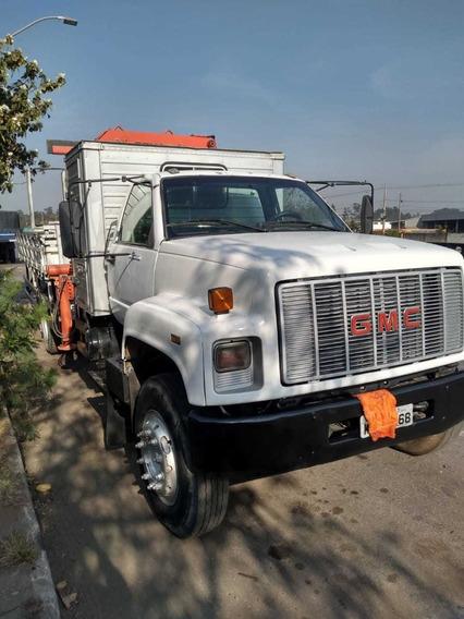 Caminhão Gmc 12170 Munk, Ano 2001 Modulo Passageiro No Doc.