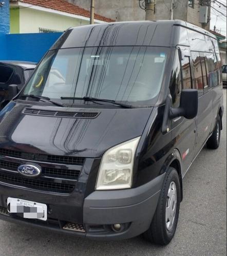 Ford Transit 2011 2.4 14l 5p