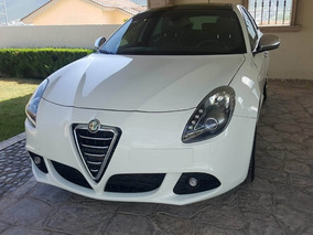 Alfa Romeo Giulietta 1.8 Quadrifoglio Verde Piel Mt