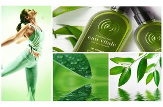 Eau Vitale Té Verde Colonia By Yanbal