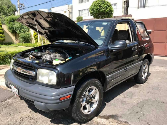 Chevrolet Tracker Convertible Aa 4x4 At 1999
