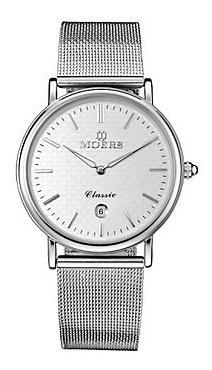 Relógio Mostrador Redondo Relógio Ocasional Cinta Liga Japon
