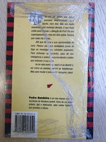 Prova De Fogo - Pedro Bandeira - Ed Atica - Livro Usado