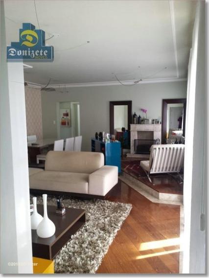 Apartamento Com 3 Dormitórios À Venda, 160 M² Por R$ 788.000,00 - Vila Bastos - Santo André/sp - Ap3238