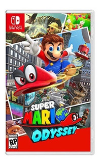 Super Mario Odyssey Nintendo Switch - Prophone