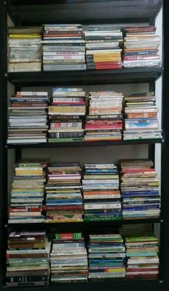Lote 20 Livros Usados Diversos Sebos Revenda Bibliotecas Etc