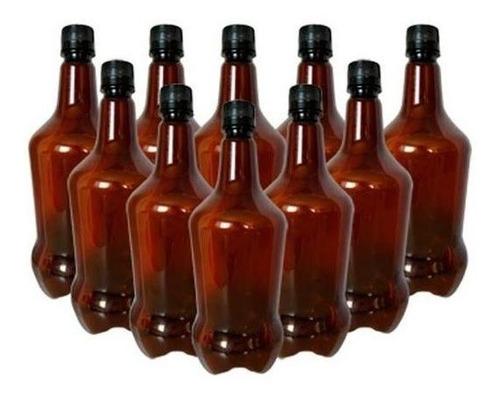 Growler Pet 1 Litro Envase Cerveja Artesanal