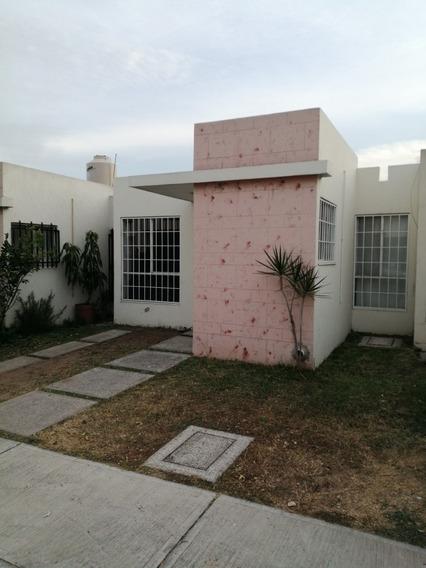 Bonita Casa En Coto A 300m Del Periférico Entrando A Zimalta