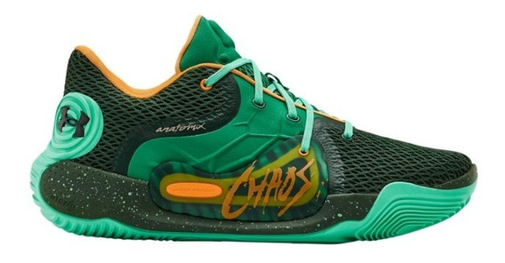 Ua Anatomix Spawn 2 Forest Green Importación Mariscal
