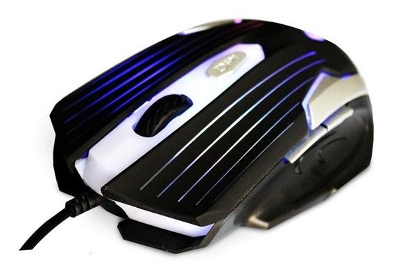 Mouse Óptico 2400 Dpi Mg-11bsi Usb Gamer - C3 Tech