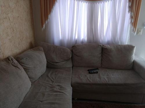 Casa Continental Tod,2 Dormitorios, Um É Suíte Cinco Vagas Mobiliada - Ai20442