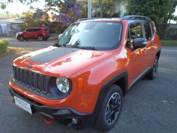 Jeep Renegade 2.0 Turbo Diesel Aut 4x4 Trailhawk 2016