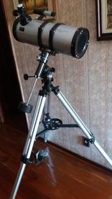 Telescópio Astronômico Rf 150 Mm Refletor Equatorial - Novo