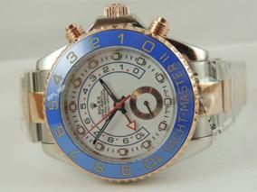 Relógio Yacht Master Automático, Pr/d