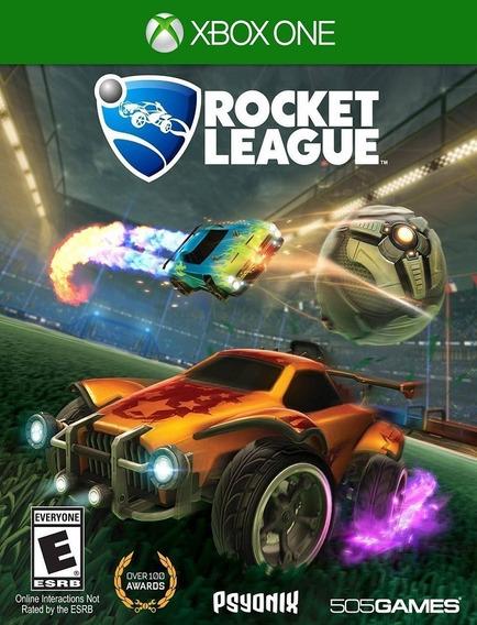 Rocket League - Xbox One (25 Dígitos)