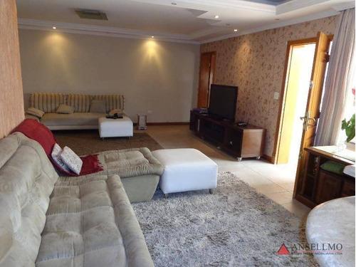 Casa Para Alugar, 280 M² Por R$ 10.000,00/mês - Jardim Do Mar - São Bernardo Do Campo/sp - Ca0158