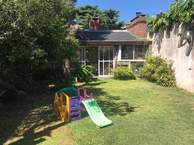 Jose Marti Al 700 Casa 6 Amb Con Jardin Parquizado- Flores