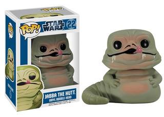 Funko Pop Jabba The Hutt #22 Star Wars Figura Muñeco Jaba