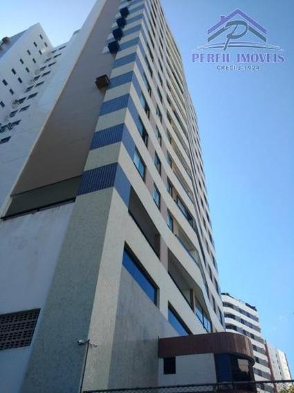 Apartamento Para Venda Em Salvador, Pituba, 4 Dormitórios, 1 Suíte, 3 Banheiros, 2 Vagas - 171