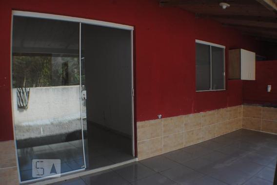 Casa Com 1 Dormitório E 1 Garagem - Id: 892958797 - 258797