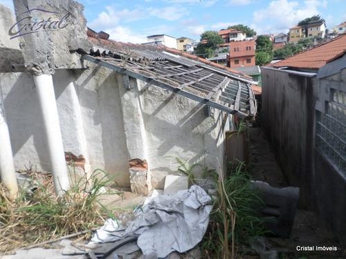 Imagem 1 de 6 de Terreno Para Venda, 240.0 M2, Vila Dalva - São Paulo - 23313