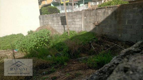 Ótimo Terreno Em Vila Galvão - Te0034