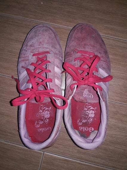 Zapatillas Gola Mujer 8 39 Rojas
