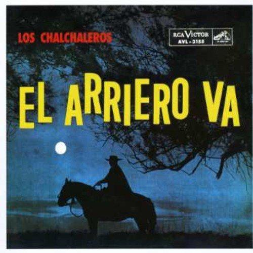 Cd : Los Chalchaleros - El Arriero Va (cd)