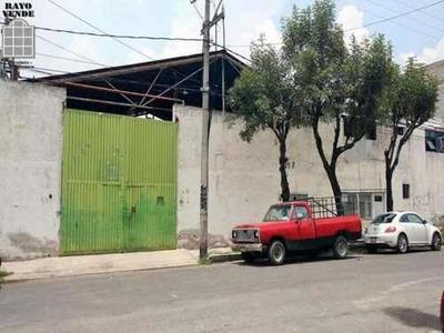 Nave Industrial A Unos Minutos De Ermita Iztapalapa