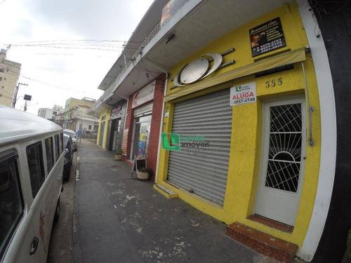 Salão Para Alugar, 75 M² Por R$ 3.500,00/mês - Limão (zona Norte) - São Paulo/sp - Sl0040