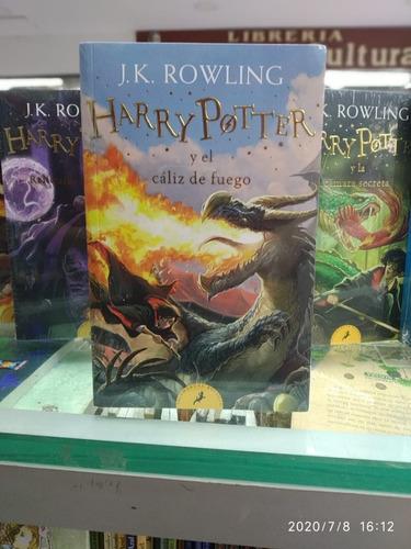 Harry Potter Y El Cáliz De Fuego. Harry Potter 4