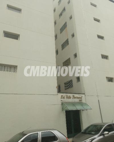 Apartamento Para Alugar 2 Dormitórios No Bairro Centro Em Campinas - Ap21868 - Ap21868 - 69274157