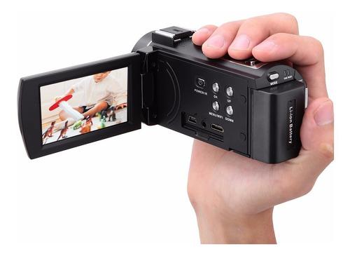 Imagen 1 de 10 de Cámara De Video Hdr-ae8 Camara 4k Wifi Digital 1080p16x