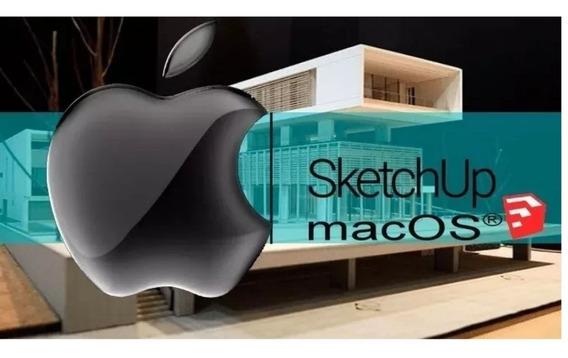 Sketchup Pro 2019 - Mac Os - Licença Permanente