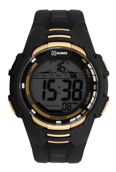 Relógio X-games Masculino Xmppd379 Bxpx C/ Garantia E Nf