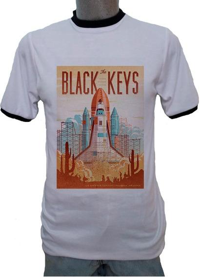 Playera Ringer The Black Keys Gig Poster