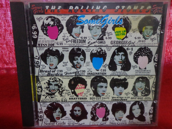Cd The Rolling Stones - Some Girls