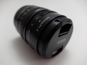 Lente 7artisans 55mm F1.4 M4/3 Micro 4/3 Lumix Micro4/3 Mft