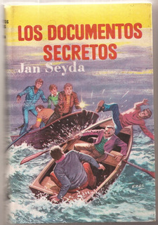 Los Documentos Secretos Jan Seyda Coleccion Robin Hood